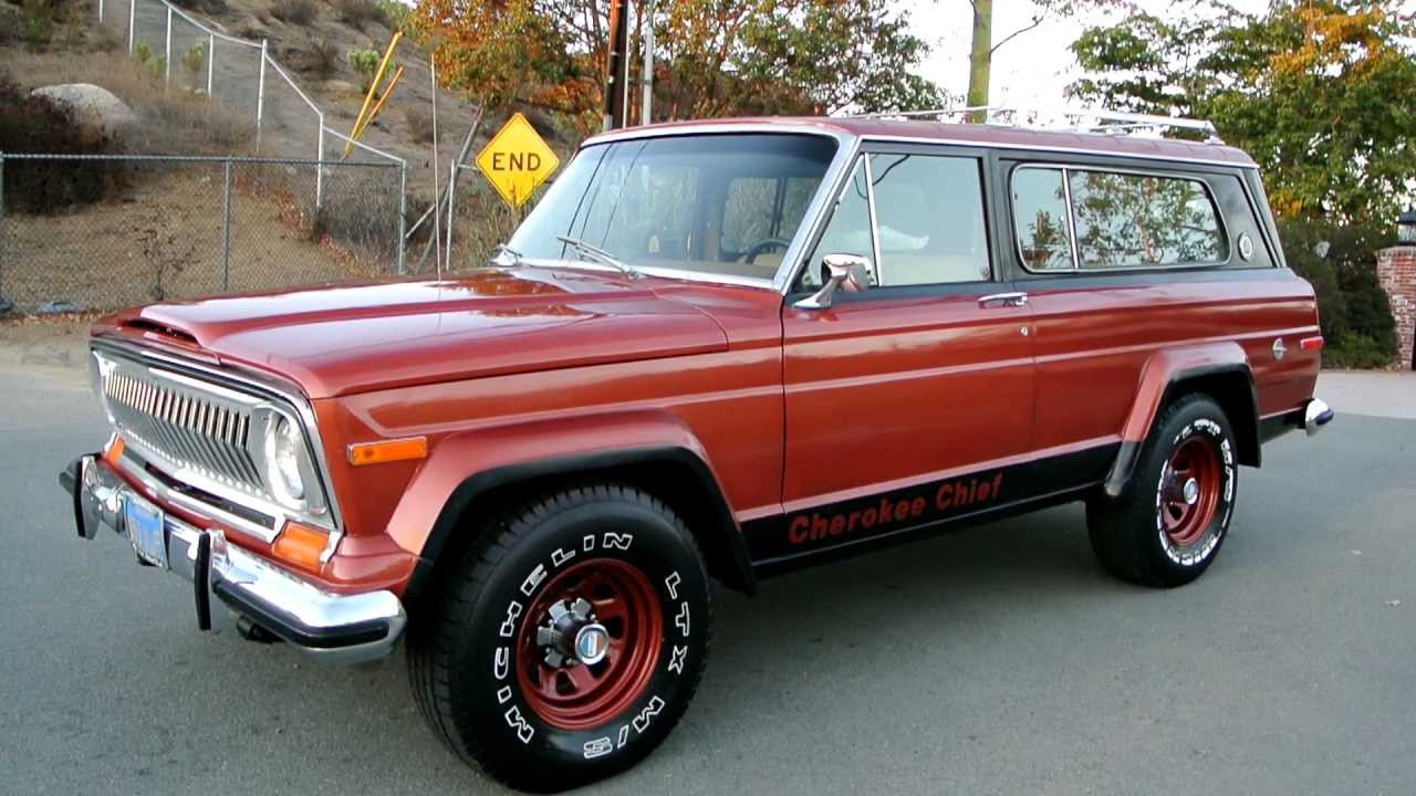 1978 Jeep Cherokee Chief Levi S Edition Levi W T Wt Wide