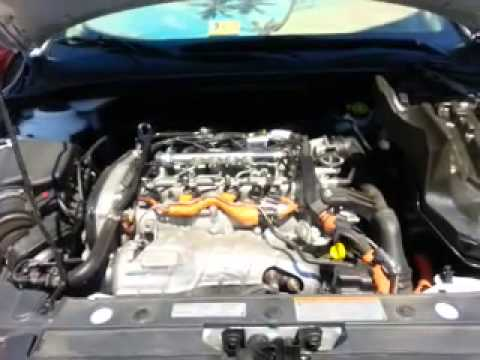 2014 Chevrolet Cruze Diesel 2.0 Oil Change DIY - YouTube