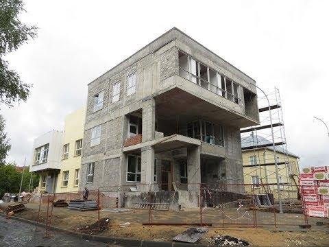 Когда закончится строительство третьей очереди в куровской поликлинике?
