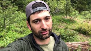 Vlog#13 Trout Fishing High Mountain Lakes!