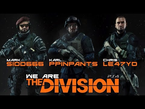 WE are the Division - Gameplay 11 - Rainbow Six Division PS4