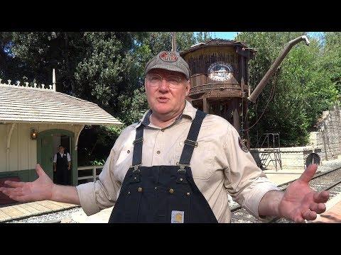 INTERVIEW - John Lasseter discusses return of Disneyland Railroad, Rivers of America at Disneyland