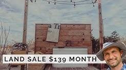 Navajo County Arizona $139 a Month Land