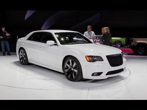 2012 Chrysler 300C SRT8 @ 2011 New York Auto Show - CAR and DRIVER