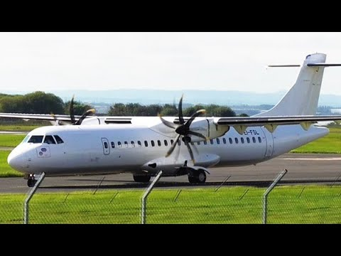 Early Afternoon at Liverpool Airport | RWY27 | 18/09/2016