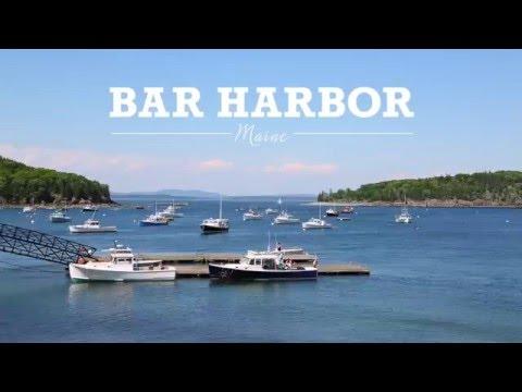 Explore Bar Harbor, Maine