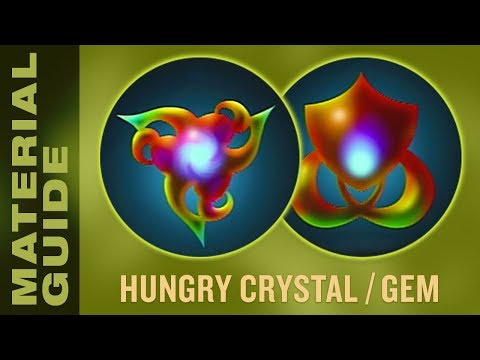 Farm Hungry Crystals and Gems FAST in Kingdom Hearts 3 (KH3 Material Synthesis Guide)