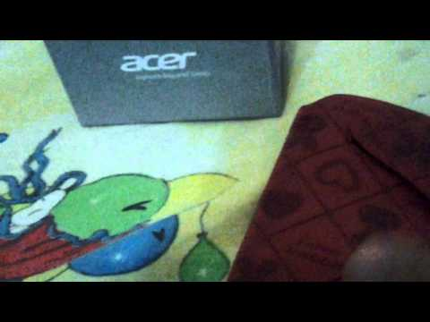 unboxing acer liquid z2 3mp