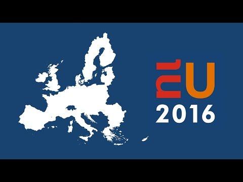 The Netherlands EU Presidency - EU2016NL