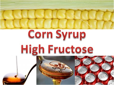 Corn Syrub High Fructuose, So Dangerous