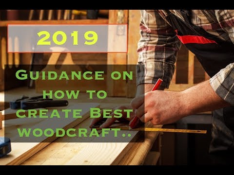 2019 GUIDE: Amazing Ideas Designs Woodworking Projects   DIY Wood Projects