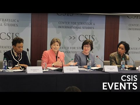 Report Launch of the CSIS Task Force on Women's and Family Health