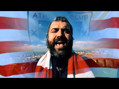 ¡AUPA ATHLETIC! Homenaje de KERMAN al Athletic Club de Bilba