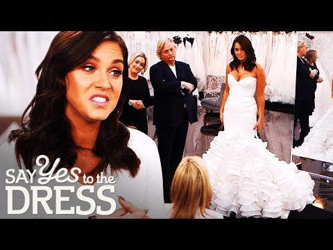 Geordie Shore's Vicky Pattison Wants a Sexy Dress for Her Wedding | Say Yes To The Dress UK