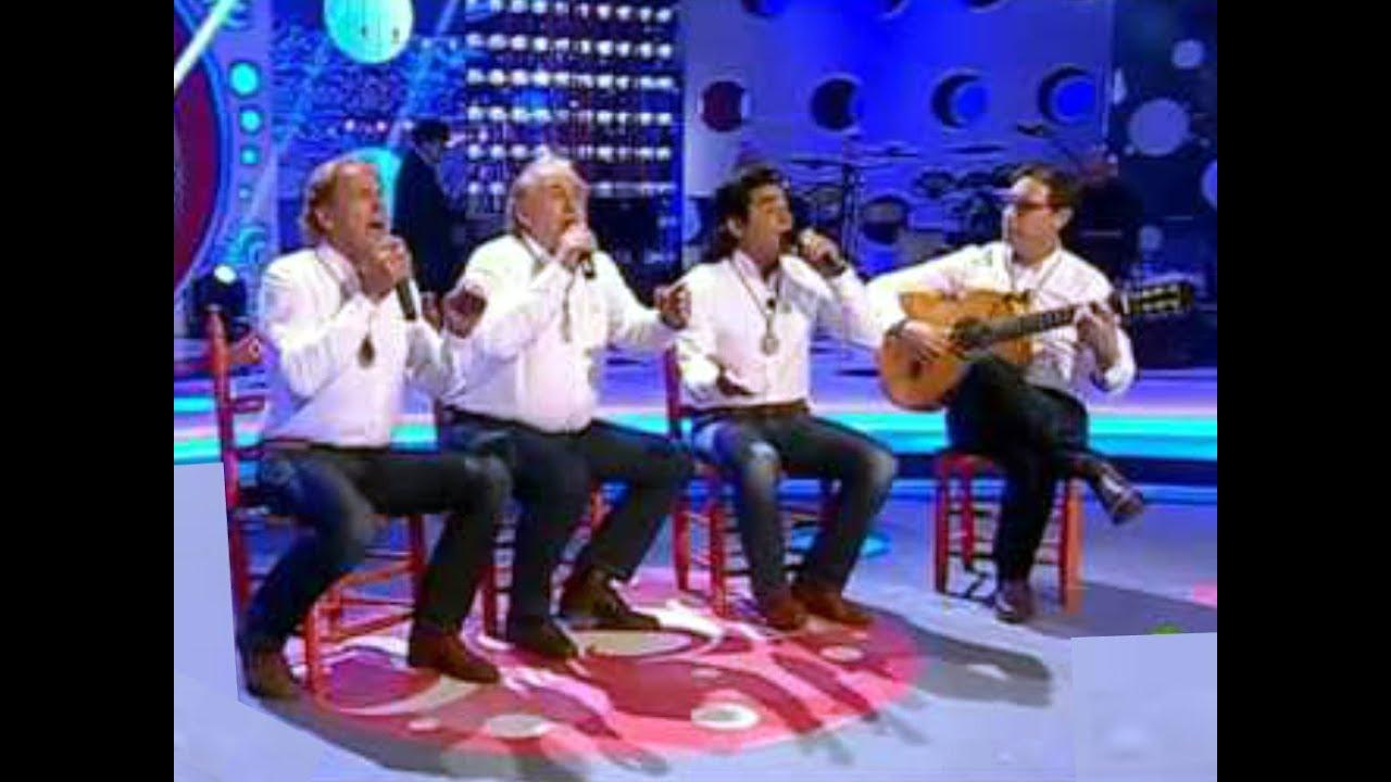Ecos Del Rocio Popurri De Sevillanas Gala 36 Yo Soy Del Sur Youtube
