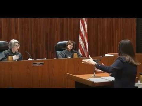 Kathleen Zellner: Melissa Calusinski 4-18-18 Appellate Court Oral Arguments