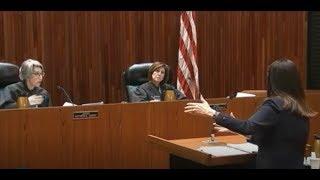 Kathleen Zellner: Melissa Calusinski 4-18-18 Appellate Court Oral Arguments