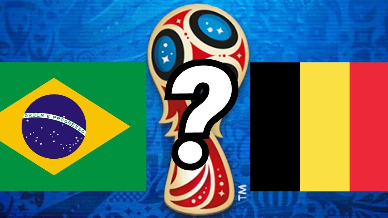 brasilien belgien prognose