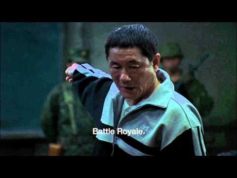 Battle Royale - Trailer