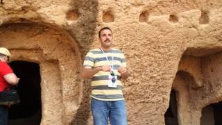 Mardin Dara Antik Kenti Anlatımı