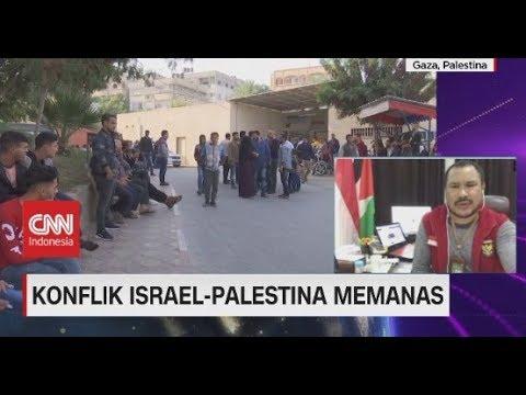Serangan Israel Ke Palestina Semakin Gencar, 8 Warga Palestina Tewas