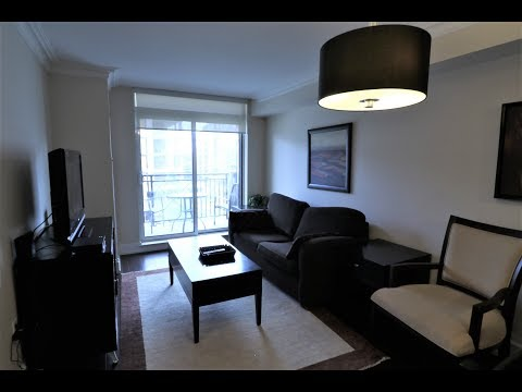 650 Sheppard Ave E, NORTH YORK - 1 Bedroom + Office - Furnished Rental