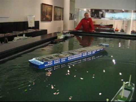 RC Cruise Ship Part YouTube - Remote control cruise ship