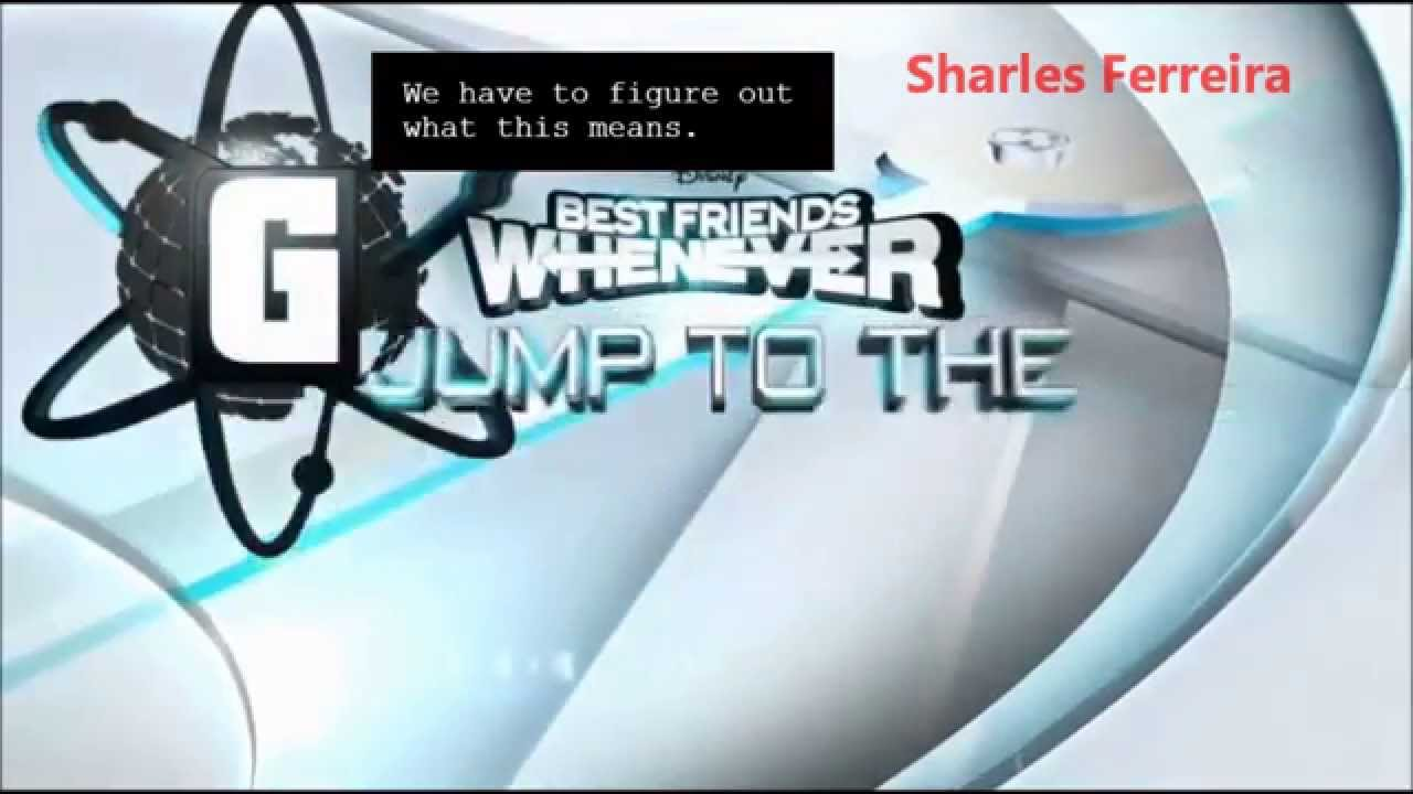 Best friends whenever back to the future lab episode youtube
