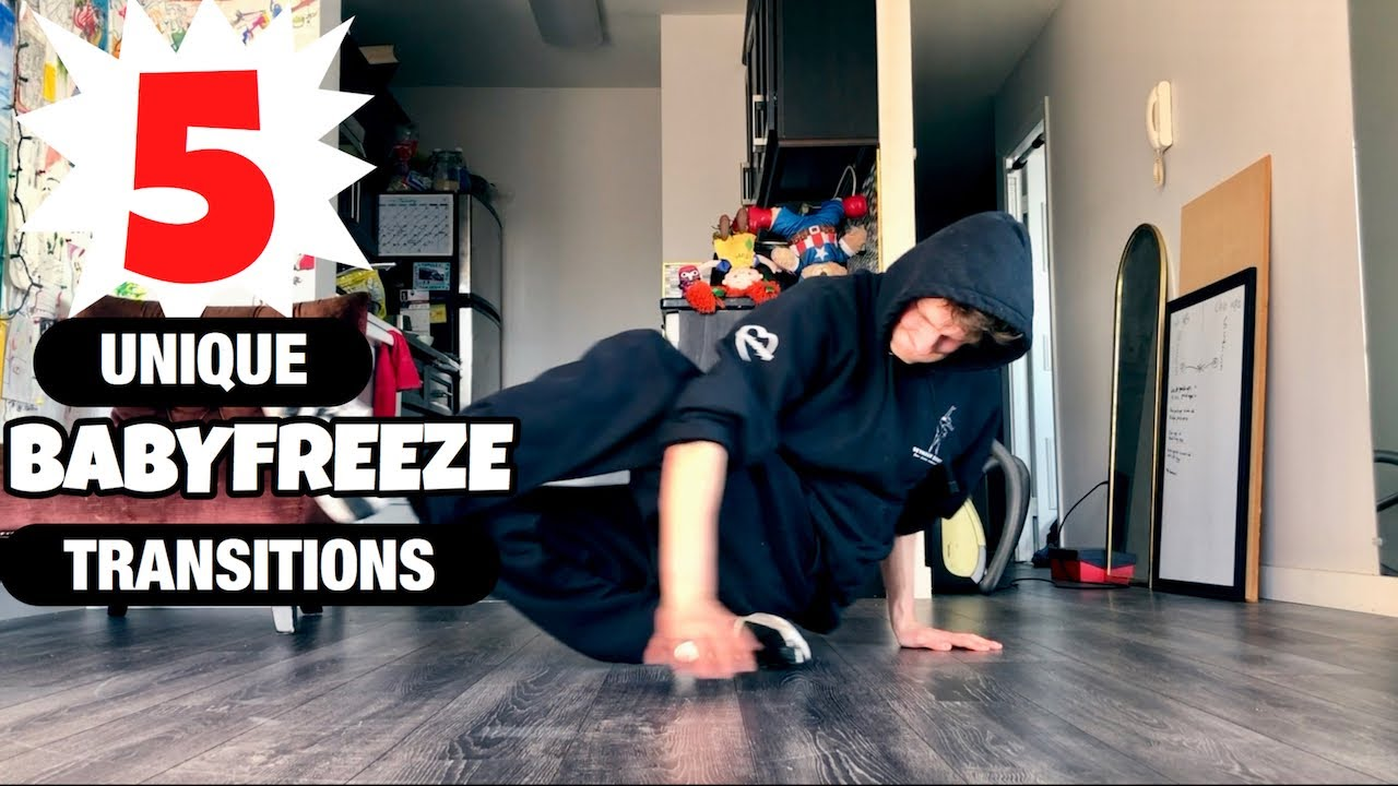 5 Unique Ways To Get Out Of Baby Freeze   Advanced Baby ...