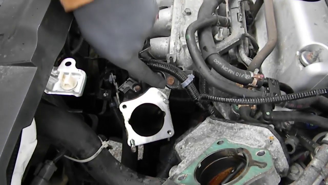 hight resolution of 2007 honda crv starter replacement part 1 removal