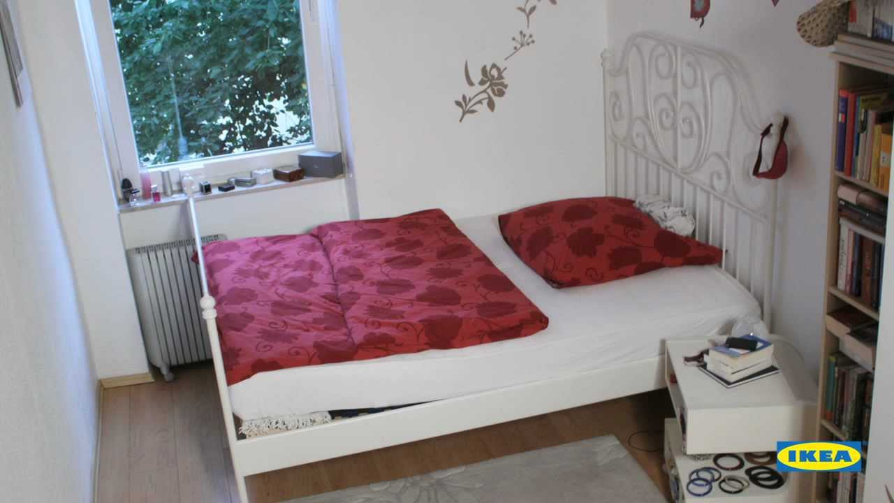 Schlafzimmer Ikea Klein | Ikea Für Kleine Räume 11 M² Wohnzimmer Für ...