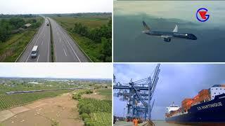 Cao tốc Bắc-Nam _ North - South expressway (TEDI)