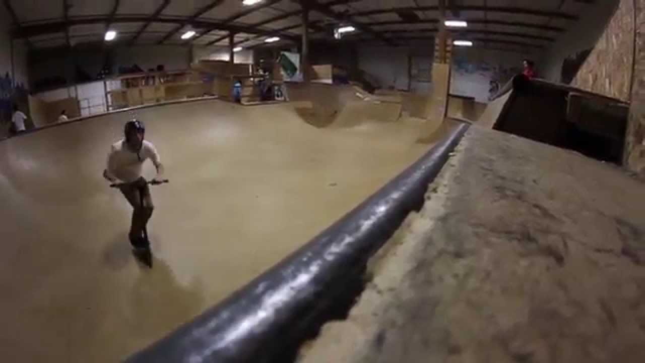 Jake Clark | Welcome to Grit Scooters - YouTube