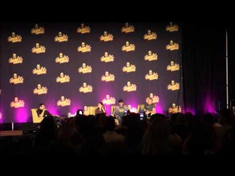 Scream Q&A at Spooky Empire 2015 in Orlando FL