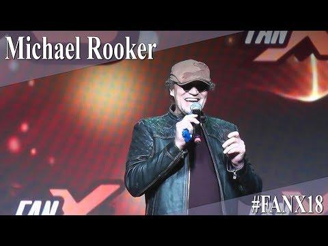 Michael Rooker  Full PanelQ&A  X 2018