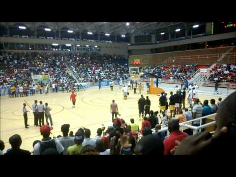 All Star Game Angola 2014 ( Slam Dunk )
