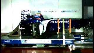 Start Video Schlittentest - Formel 1