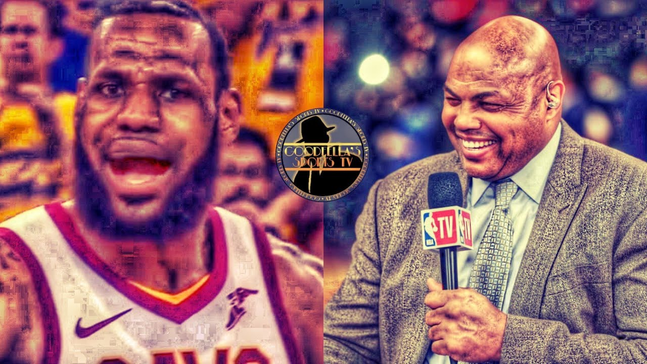 Charles Barkley snubs Kobe Bryant, LeBron James in top 5 NBA ...