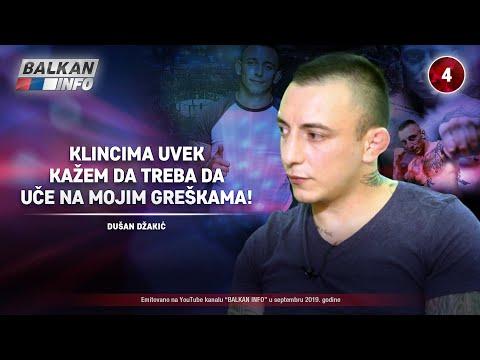 INTERVJU: Dušan Džakić - Klincima uvek kažem da treba da uče na mojim greškama! (7.9.2019)