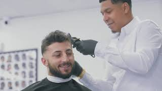 New Image Barbershop - The Process