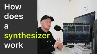 How does a synthesizer work | The basics of synthesis | easy explanation synthesiser