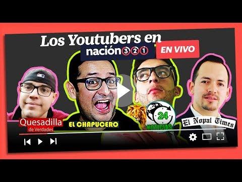EL CHAPUCERO, EL NOPAL TIMES y QUESADILLA DE VERDADES hablan de AMLO y la 'prensa fifí'