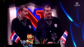 Repeat youtube video Danmark har Thailent
