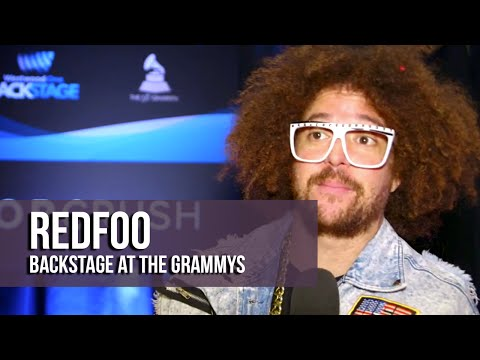 Redfoo Interview: 2016 WWO Backstage at the Grammys