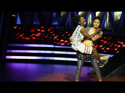 D4 Junior Vs Senior I Sizzling performance of Athira I Mazhavil Manorama