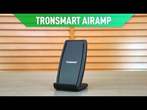 Tronsmart WC01 Airamp Kablosuz Hızlı Şarj Cihazı İncelemesi