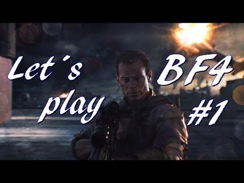 Battlefield 4 | Let´s Play # 1 | Fischen in Baku mit Stevepiti [HD]