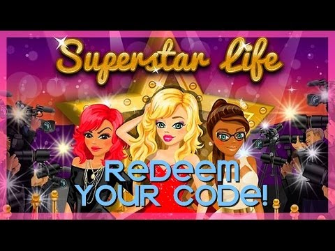 Superstar Life - Redeem your own code!