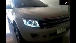 Tt Auto Xenon : Ford Ranger T6 - Projector Led