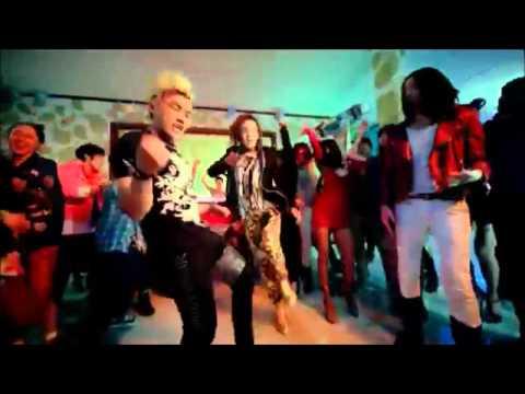 Team H   Cant Stop Have Fun DJ AnneG Mashup MV